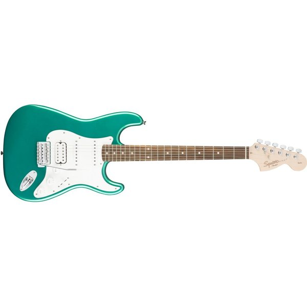 Squier Affinity Series Stratocaster HSS, Rosewood Fingerboard, Race Green