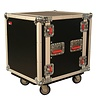 Gator G-TOUR 12U CAST 12U, Standard Audio Road Rack Case w/ Casters