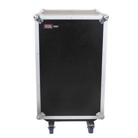 Gator Gator G-TOUR 10X12 PU 10U Top, 12U Side Audio Road Rack Case