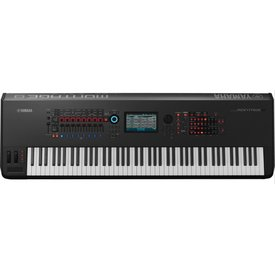 Yamaha Yamaha MONTAGE8 88-Key Flagship Music Synthesizer