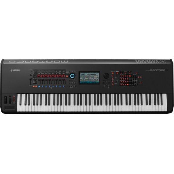 Yamaha Yamaha MONTAGE8 88-Key Flagship Music Synthesizer