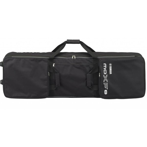 Yamaha Yamaha MOXF8 BAG Zippered, Padded Bag With Wheels, Handles And 3 Pockets for Pedals, Music, Cables And Accessories