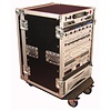 Gator G-TOUR 16U CAST 16U, Standard Audio Road Rack Case w/ Casters