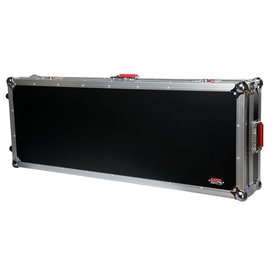 Gator Gator G-TOUR 61V2 61 Note Road Case w/ wheels