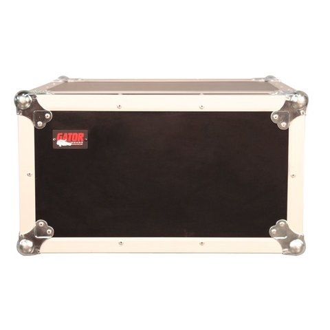 Gator G-TOUR 6U 6U, Standard Audio Road Rack Case