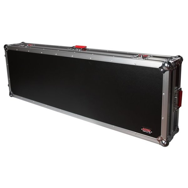 Gator Gator G-TOUR 76V2 76 Note Road Case w/ wheels