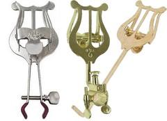 Brass Instrument Lyres