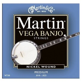 Martin Martin Banjo, Vega, 5 String, Medium