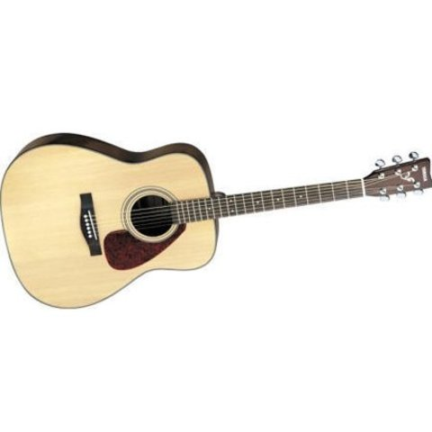 Yamaha FX325A Folk Acoustic Electric Guitar Natural