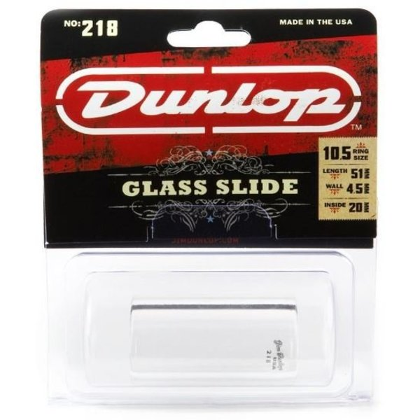 Dunlop Dunlop 218 Glass Slide Heavy/Medium/Short