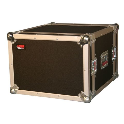 Gator G-TOUR 8U 8U, Standard Audio Road Rack Case