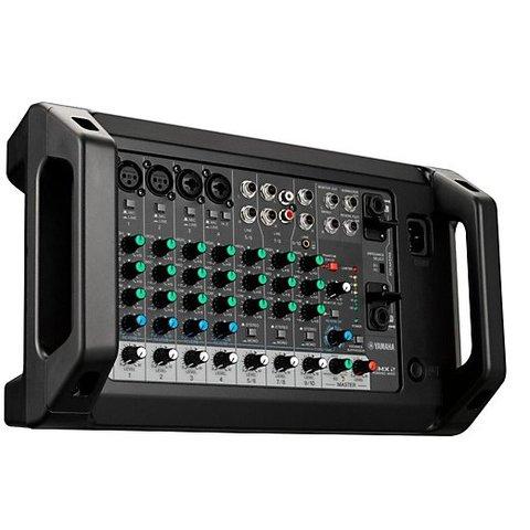 Yamaha EMX2 10 Input Powered Mixer w/ Dual 250 Watt Amp