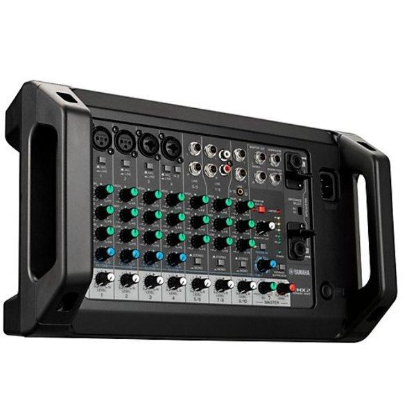 Yamaha Yamaha EMX2 10 Input Powered Mixer w/ Dual 250 Watt Amp