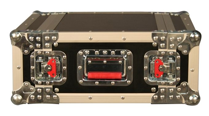 mount shock case effects rack plywood black full road shallow space