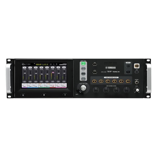 Yamaha Yamaha TF-Rack Digital Mixer w/ Tablet Control