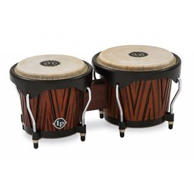 LP LP City Bongos - Carved Mango Wood