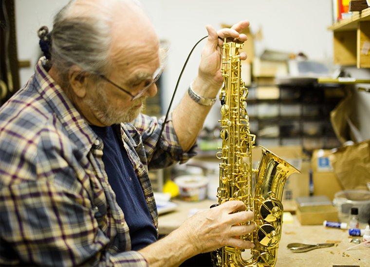 Band Instrument Repair
