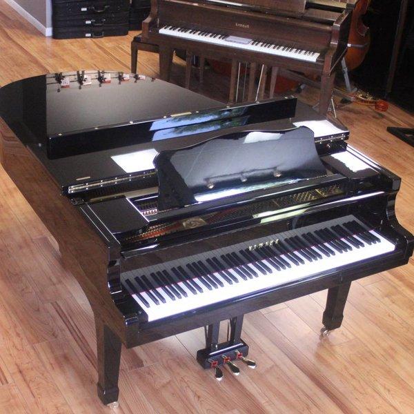 Melody Music Shop LLC Yamaha G3 6' Polished Ebody Grand Piano