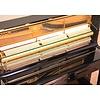 """Yamaha U1 48"""" Polished Ebony Studio Upright Piano"""