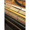 """Yamaha U3 52"""" Polished Ebony Studio Upright Piano"""