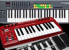 Keyboard / Midi Controllers