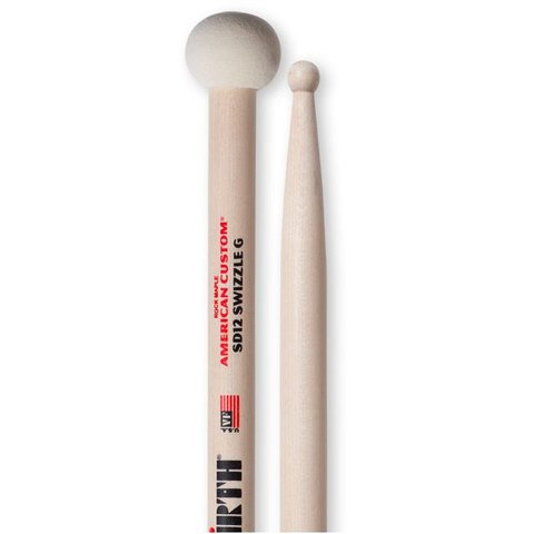Vic Firth SD12 American Custom Swizzle General Drum Sticks