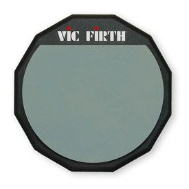 Vic Firth Accessories Vic Firth Single Sided Practice Pad 12""