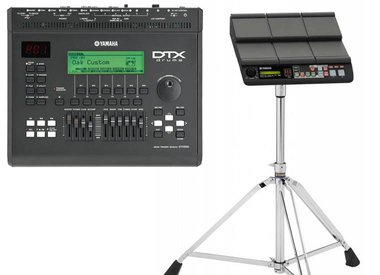 Drum Machines, Percussion Controllers & Samplers