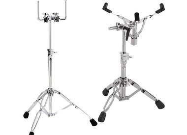 Snare Drum, Tom, Drum Stands