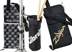 Drum Stick Holders, Bags