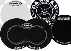 Bass Drum Head Patches, Protectors