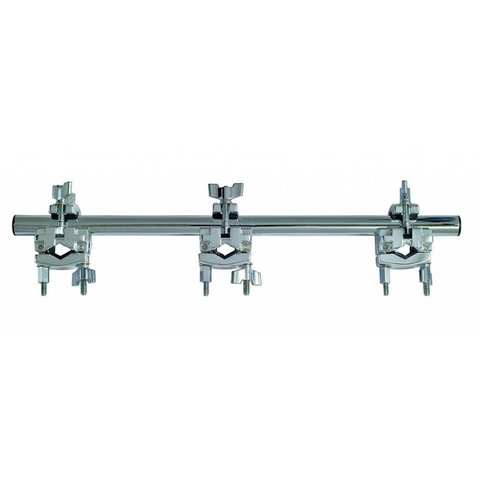"""Gibraltar SC-SPAN Cymbal Stand Spanner Bar 7/8"""" with Clamps"""