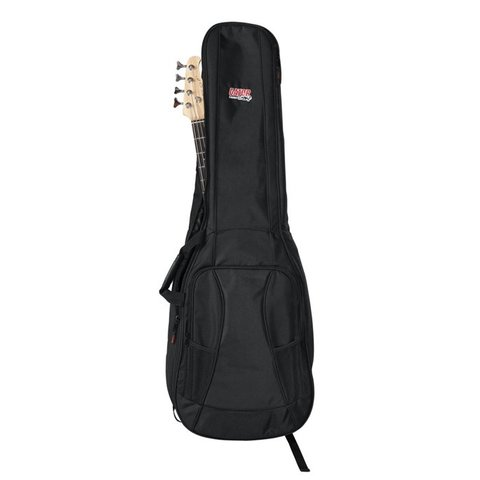 Gator GB-4G-BASSX2 4G Series Gig Bag for 2x Bass Guitars
