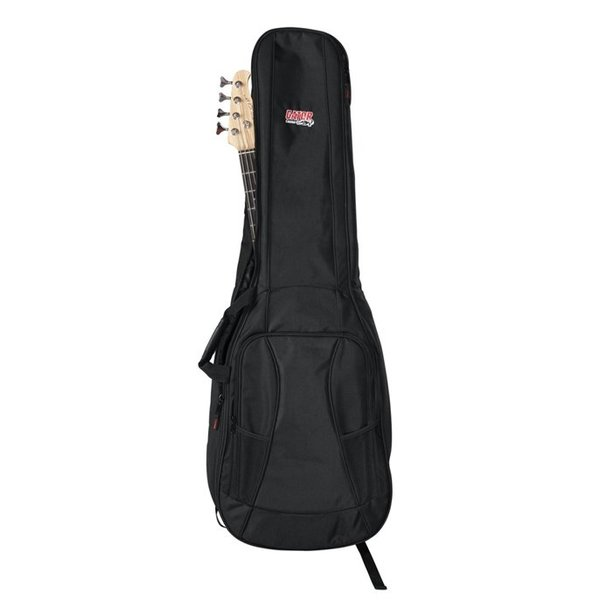 Gator Gator GB-4G-BASSX2 4G Series Gig Bag for 2x Bass Guitars