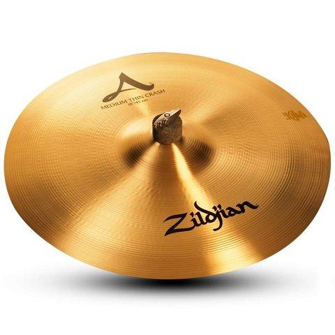 "18"" Zildjian A Medium Thin Crash"