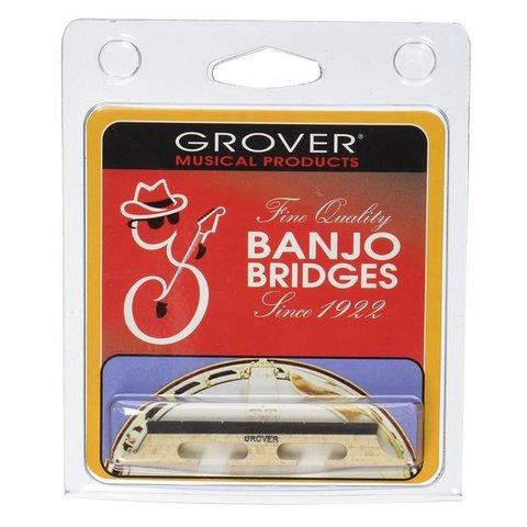 """Grover 95 5-String Banjo Bridge, 1/2"""""""