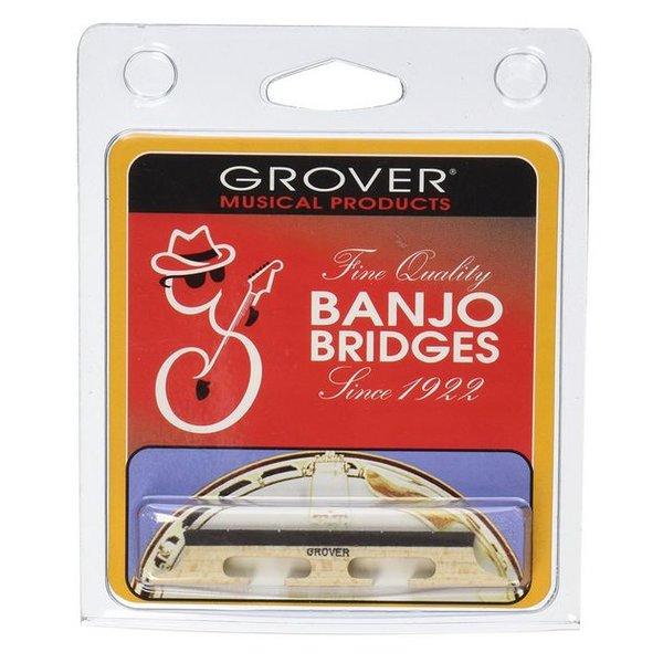 """Grover Grover 95 5-String Banjo Bridge, 1/2"""""""
