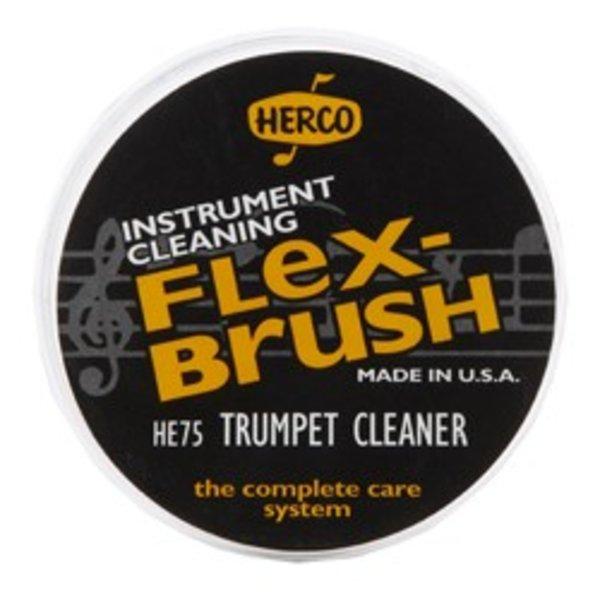 Dunlop Herco HE75 Trumpet Flex Nylon Brush