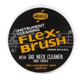 Dunlop Herco HE58 Saxophone Swab Neck Cleaner Vinyl