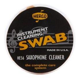 Dunlop Herco HE56 Saxophone Swab W/ Brush