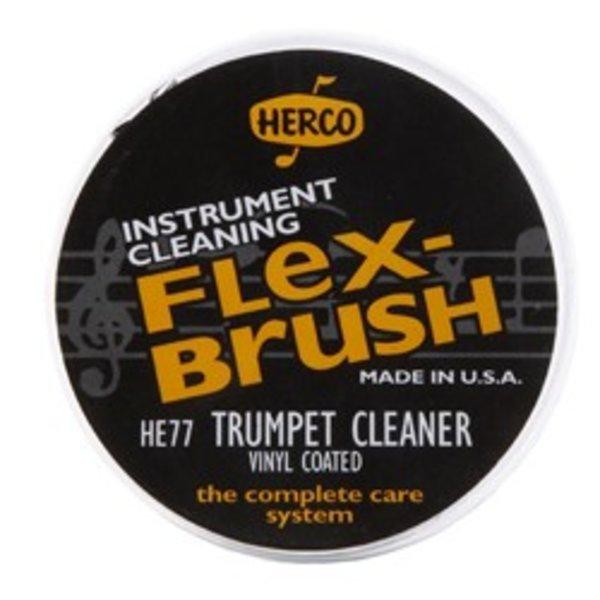 Dunlop Herco HE77 Trumpet Flex Vinyl Brush