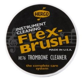 Dunlop Herco HE76 Trombone Flex Nylon Brush