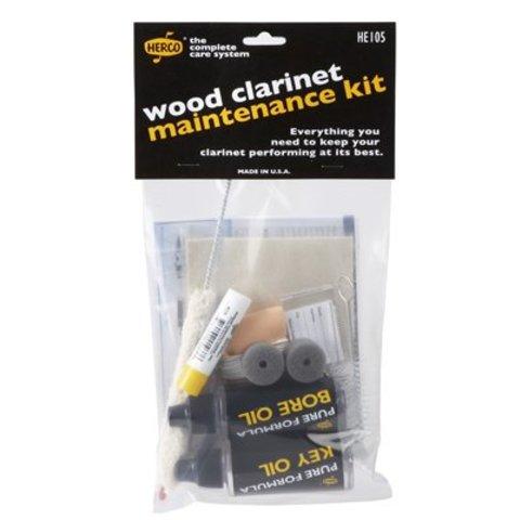 Herco HE105 Wood Clarinet Maintenance Kit