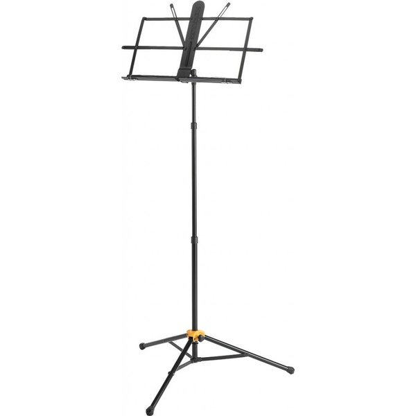 Hercules Hercules BS118BB 3-Section Ez Grip Music Stand w/ Bag