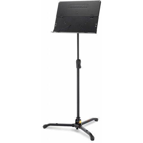 Hercules BS301B Orchestra Stand, Foldable Desk Ez Clutch