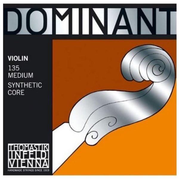 Dr Thomastik Thomastik Dominant 4/4 Violin String Set w/ Ball End