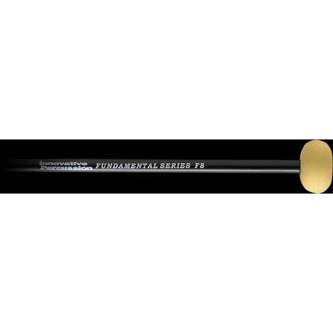 Innovative Percussion F8 Hard Vibraphone Mallets Rubber Birch