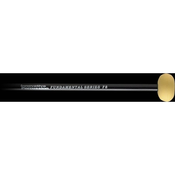 Innovative Innovative Percussion F8 Hard Vibraphone Mallets Rubber Birch