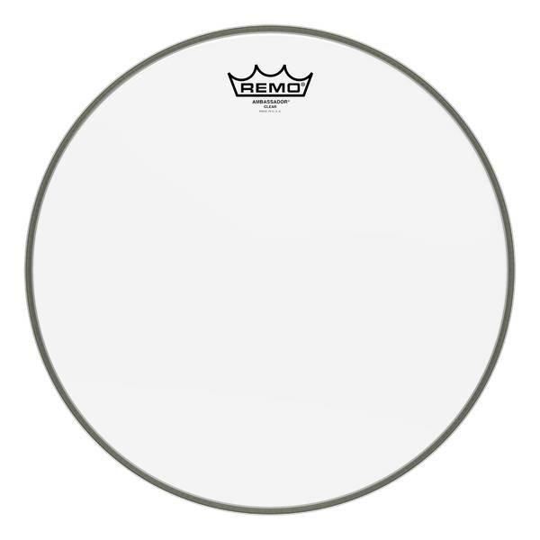 Remo Remo Ambassador Clear Drumhead