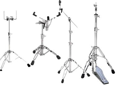 Drum / Cymbal Stands